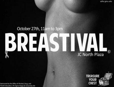 Breastival Returns to Entertain, Educate