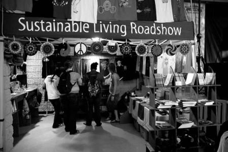 Roadshow Teaches  Eco-Friendliness