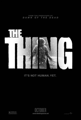 The Thing is back