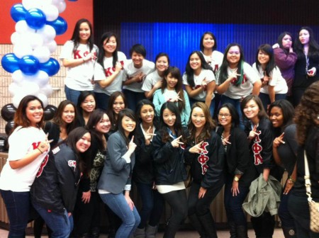 Kappa Phi Lambda Helps Power APAHM