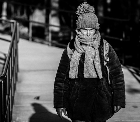 Photo of the week: Baby, it's cold outside